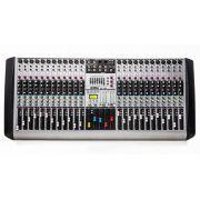 Mesa 24 Canais Controle De Som Musica P10 Aux 26 Efeitos N/f