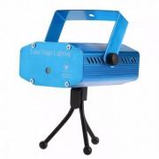 Mini Laser Projetor Holográfico Dj Baladas Festas Iluminação