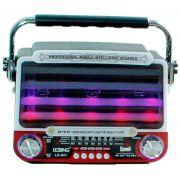 Rádio Am Fm Sw Antigo Retro 3 Bandas Pilhas Energia Bivolt