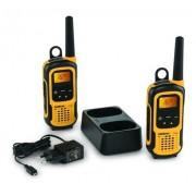 Rádio Comunicador Intelbras Alcance 20km Á Prova Dágua Ip67