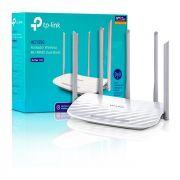 Roteador Wifi Dual Band Ac1350Mbps 5 Antenas Internet Fibra