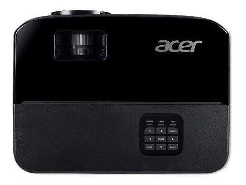 Projetor Acer X1123h 3.600 Lumens Svga Preto Bivolt Promoção