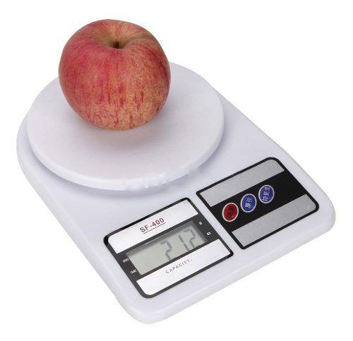 Balança Digital De Cozinha Casa Pesa De 1gr Até 10kg