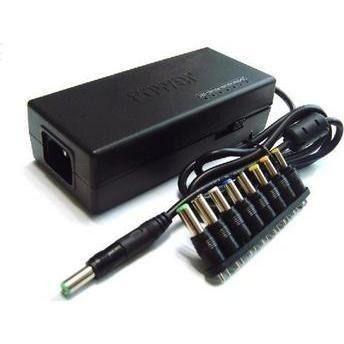 Fonte Carregador Universal Notebook, Tvs, Voltagem 110V/220V