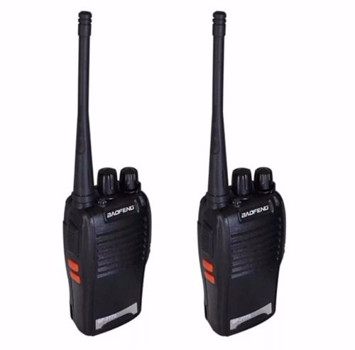 Radio Comunicador Profissional Para Longas Distancias até 3 km