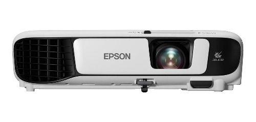 Projetor Epson Powerlite W42+ 3600 Lumens 3lcd Hdmi Vga Wxga