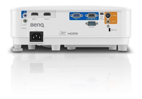 Projetor Benq Ms550 Svga / Dlp / 3600 Lumens / 2 Hdmi / Usb