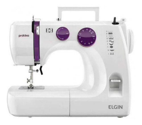 Máquina de Costura portátil Pratika 9 Pontos JX2051 Elgin