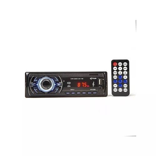 Mp3 Automotivo Veicular Bluetooth Usb Cartão De Memoria Sd