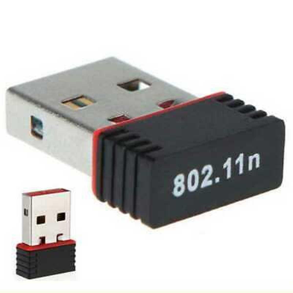 Adaptador Usb 950mbps Receptor Sinal Wifi Sem Fio Internet