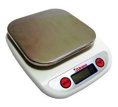 Balança 1g ate 5kg com Tara Ideal Para Farmácias e Drogarias
