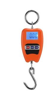 Balança De Gancho 50gr 200kg Tara Suspensa Escala Em Kg E Lb