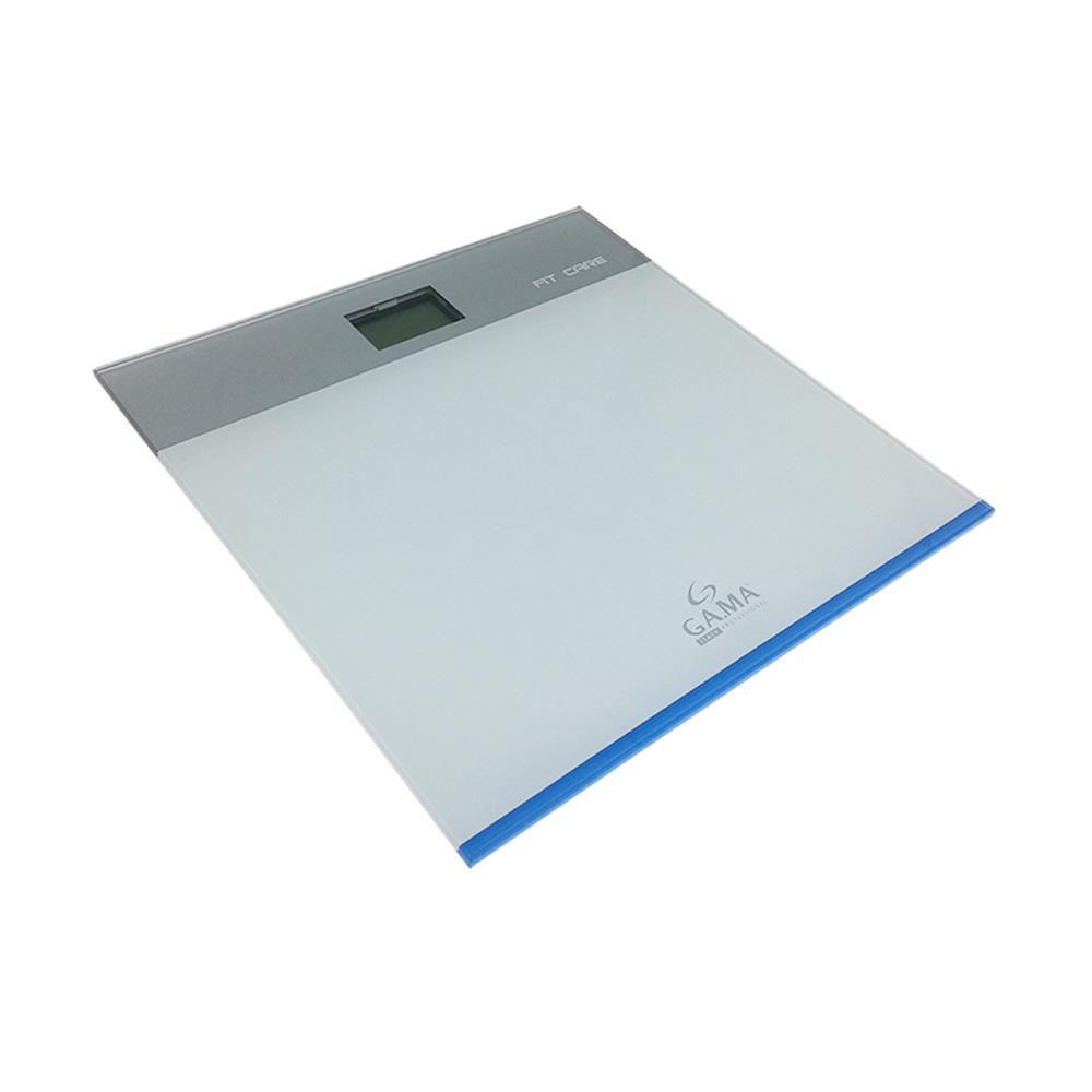 Balança Digital Vidro Temperado P/ Banheiro Academia 180kg Original GA.MA