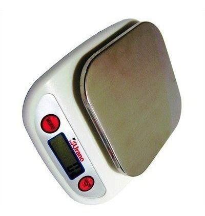 Balança Urano 1g Até 5kg Pesar Metal-mecânico e Eletrônicos