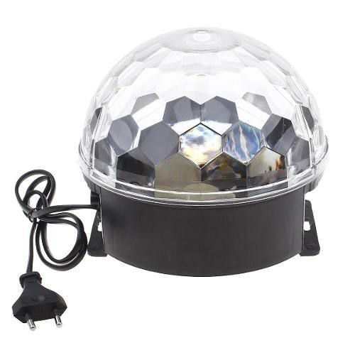 Bola Maluca Bluetooth Mp3 Globo Projetor Jogo Luz Colorida