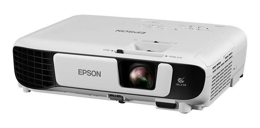 Data Show Epson Projetor Powerlite X41+ 3600 Lumens Xga