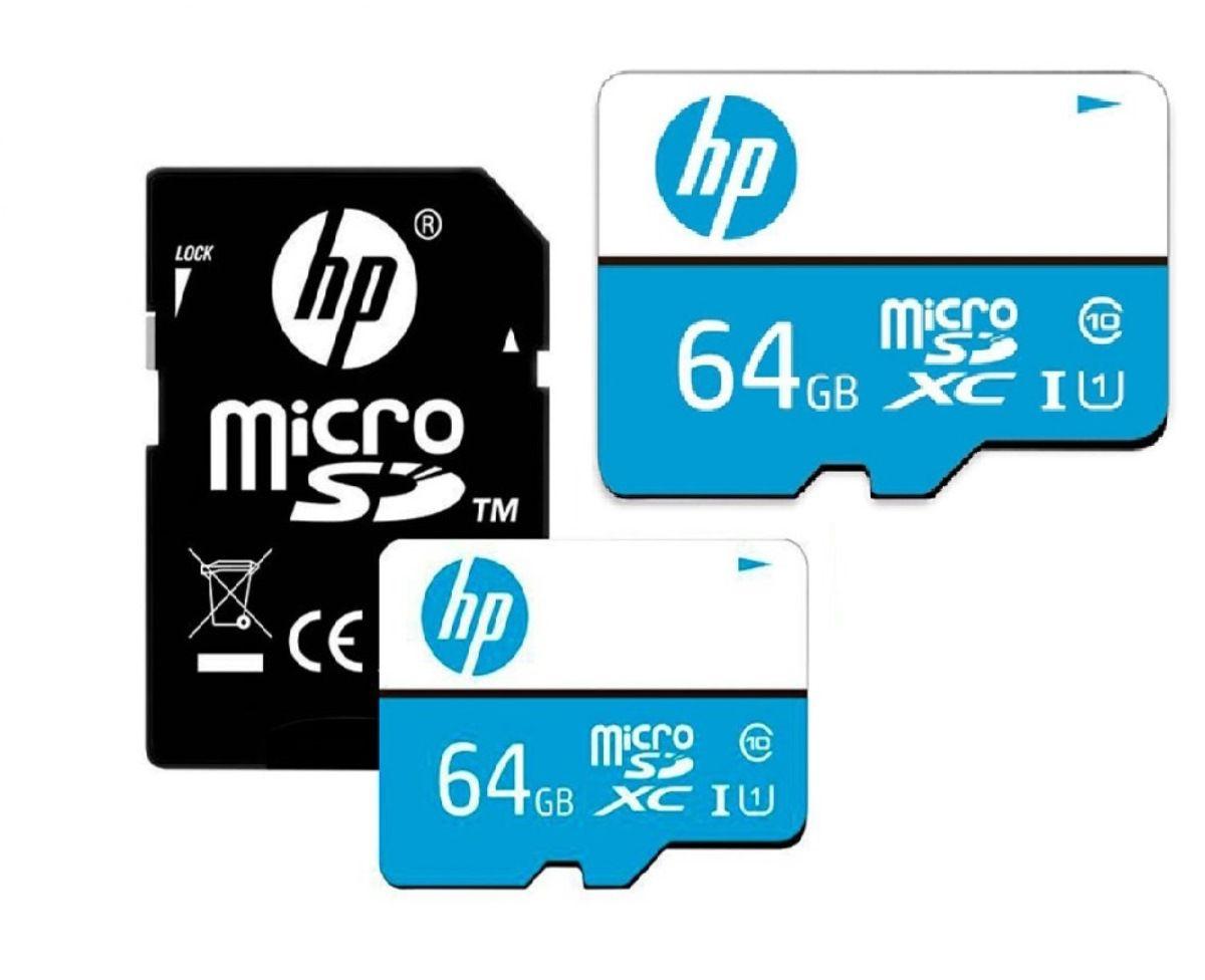 Kit 2 Cartão Memoria 64gb C10 Full Hd Câmeras Vídeo Laptops