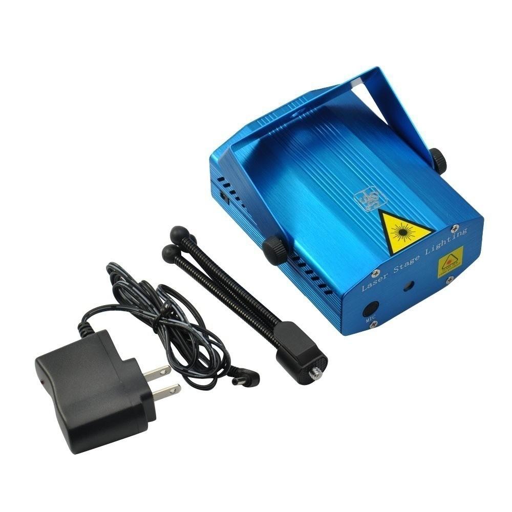 Kit 4 Mini Laser Holográfico Efeitos Festas Buffets Palcos