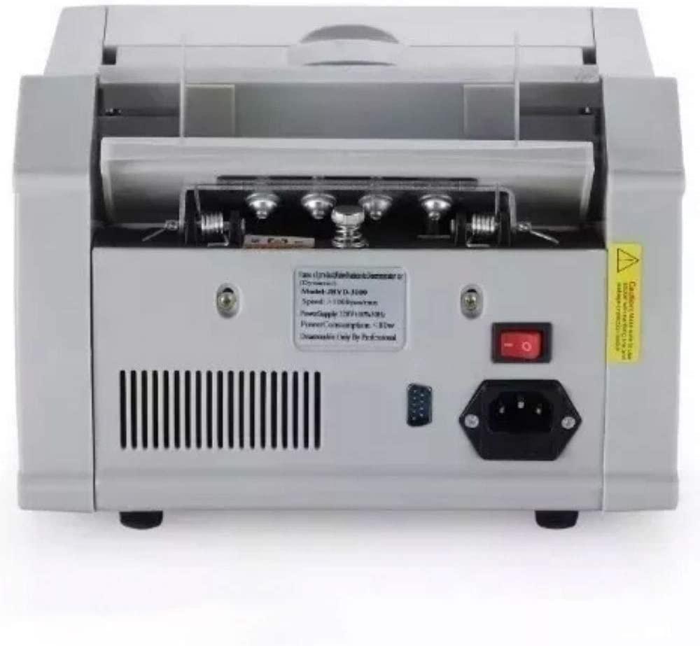 Maquina Conta Dinheiro Euro Dólar Libra Detecção Cédula 110V