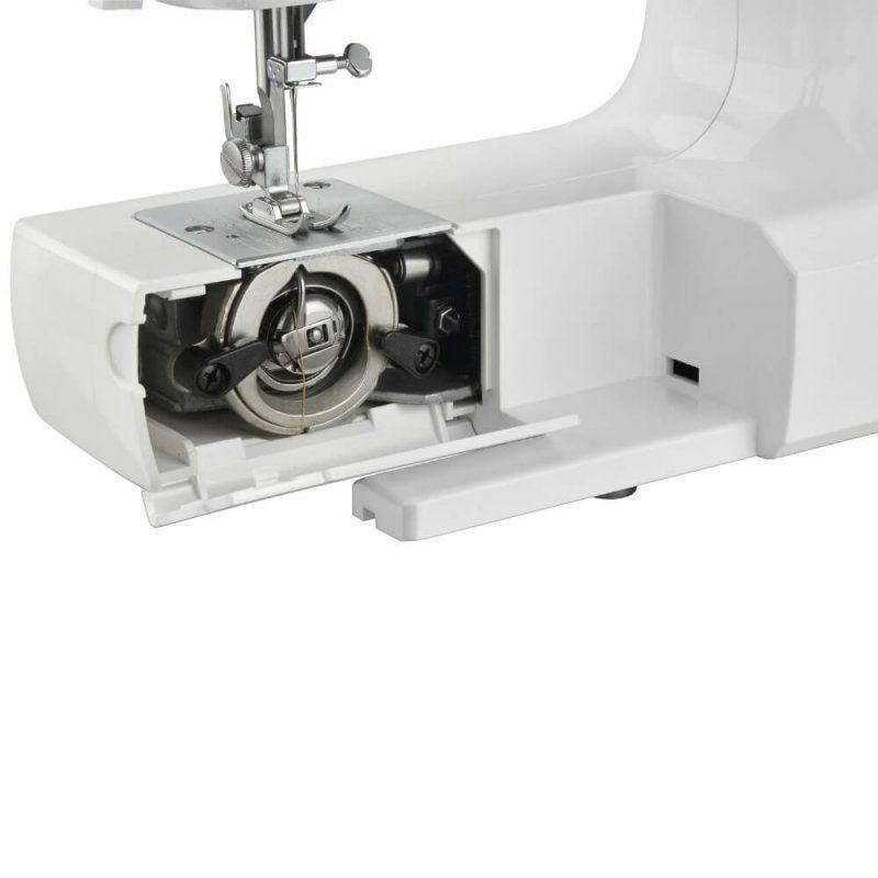 Maquina De Costura Em Geral Domestica Elgin Pratika Jx-205