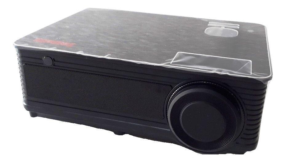 Mini Projetor Portátil Led 2800 Lúmens Full Hd 1080p Hdmi Av