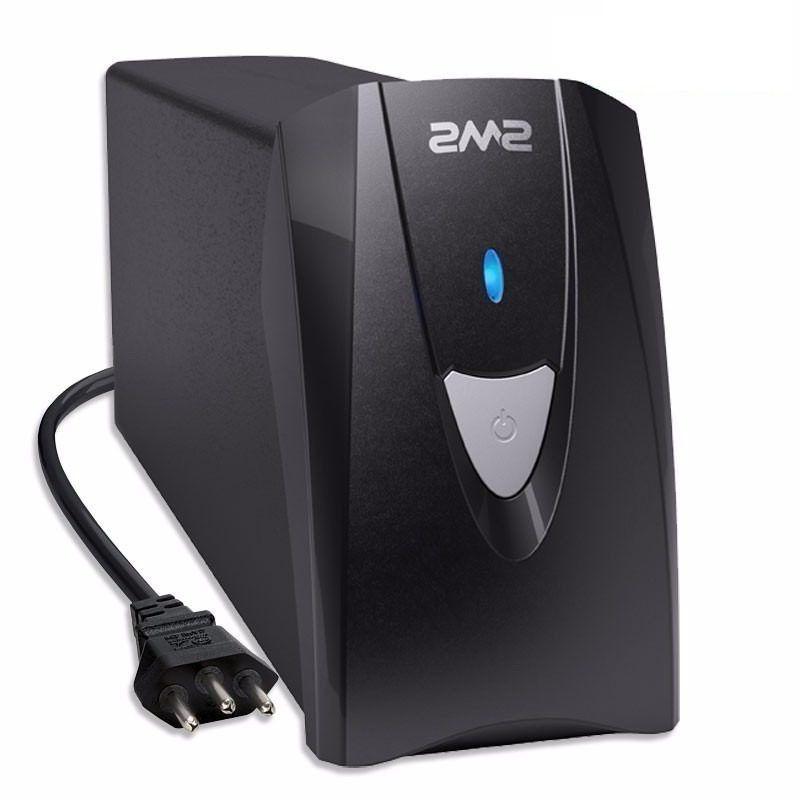 Nobreak Sms 1500Va Bivolt Ideal Computadores Not Roteador