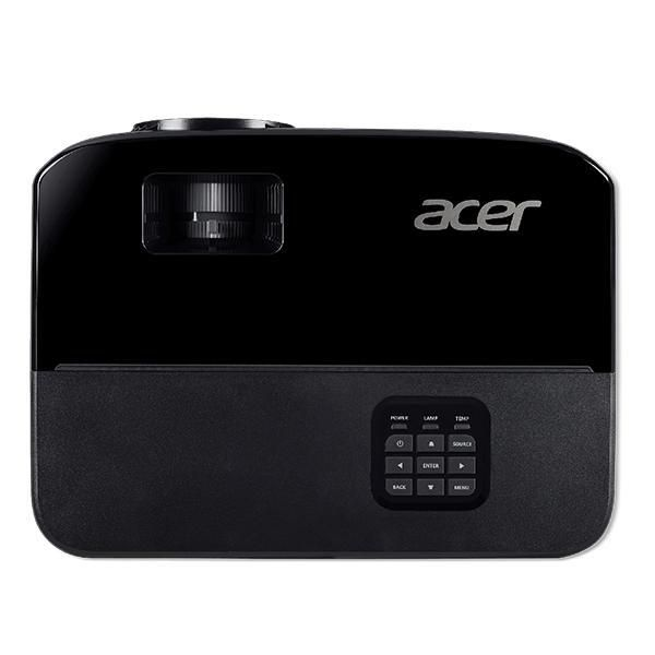 Projetor Acer X1123H Dlp Hdmi/Vga Preto Com Bolsa - Bivolt
