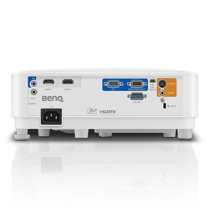 Projetor Benq 3.600 Ansi Lúmens Alto Brilho Empresas Escolas