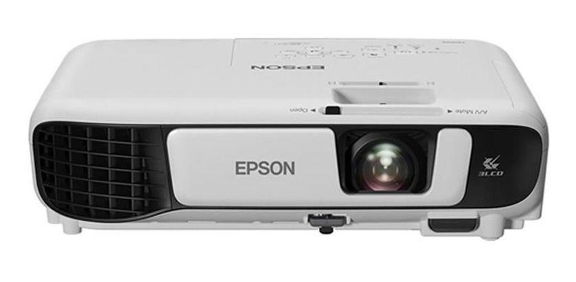 Projetor DataShow Epson X41+ 3600 Lumens Empresas e Escolas