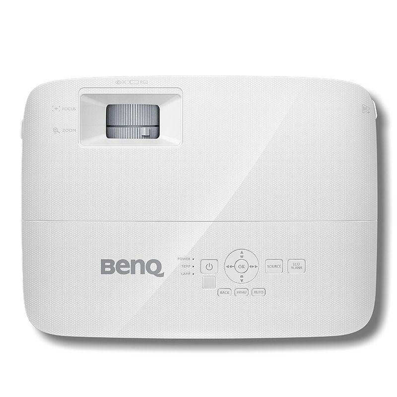 Projetor Multimidia Benq Ms550 3600 Lumens Svga 2x Hdmi Novo