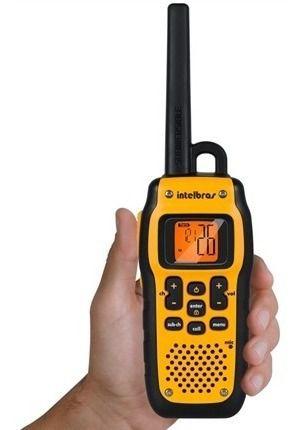 Radio Comunicador Intelbras Até 3km Ideal Lojas Supermercado