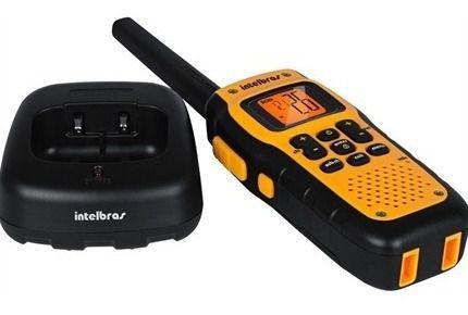 Radio Comunicador Profissional Longas Distancias Até 20km