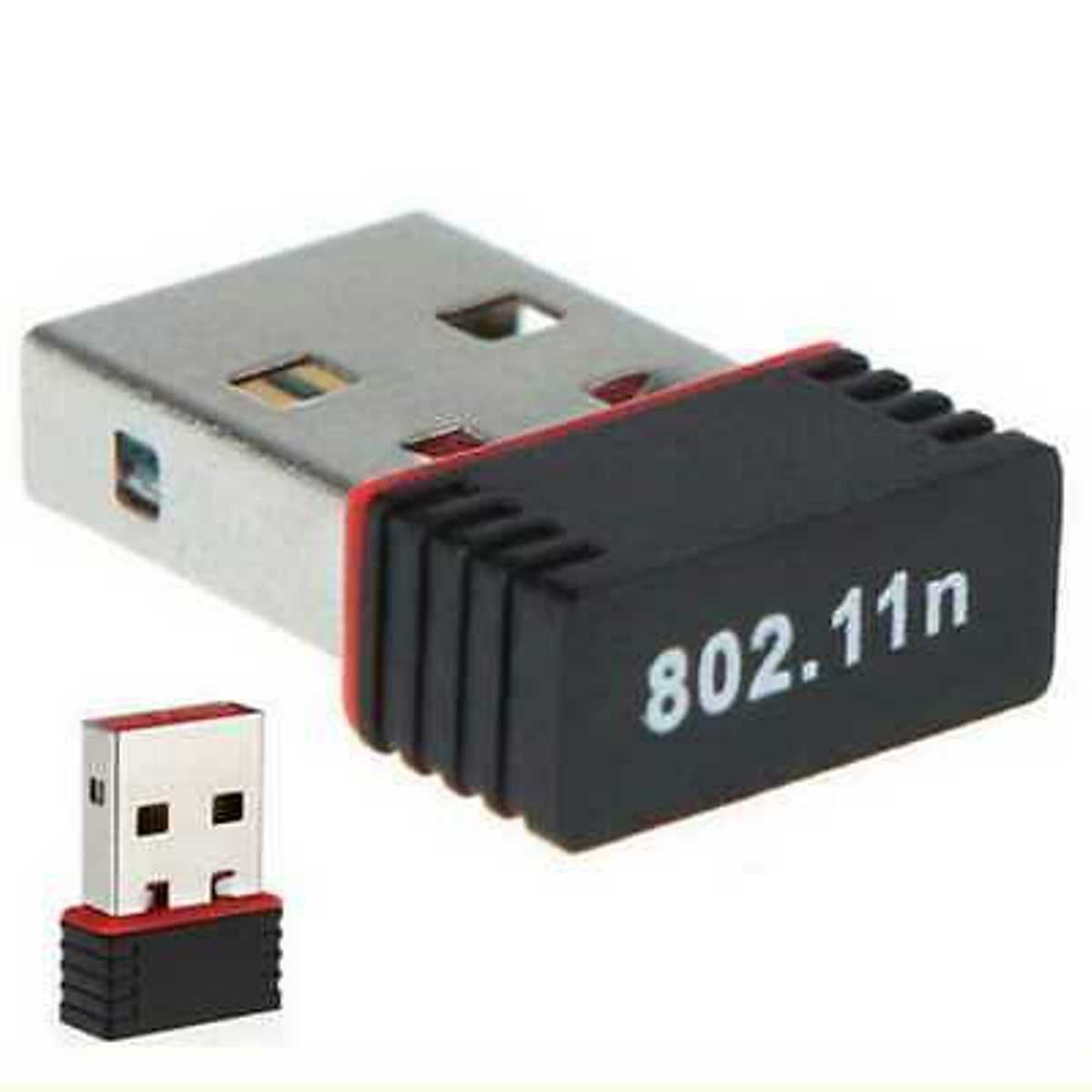 Receptor Adaptador 950 Mbps Usb Wireless Nano Wifi Sem Fio