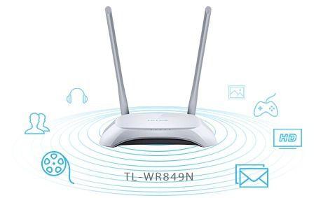 Roteador Internet Wireless Net 300 Mbps 2 Antenas 5dbi Novo
