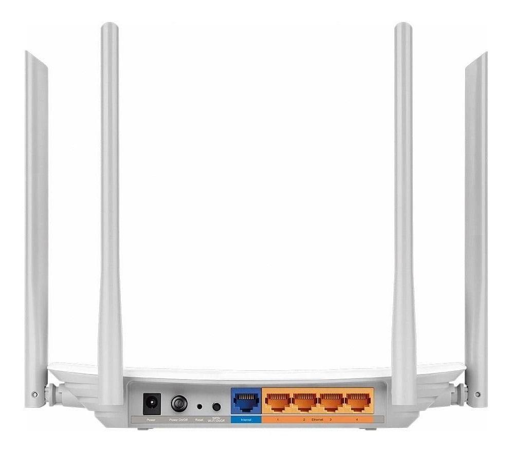 Roteador Wifi 1200mbps 4 Antenas Internet S/fio Notbook Laptop