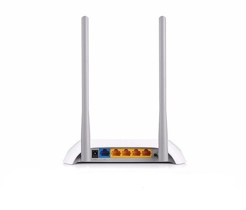 Roteador Wifi N 300mbps Internet Rede Repetidor 2 Antenas
