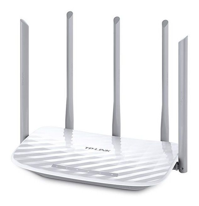 Roteador Wireless Dual Band Ac 1350 Archer C60 Tplink Bivolt