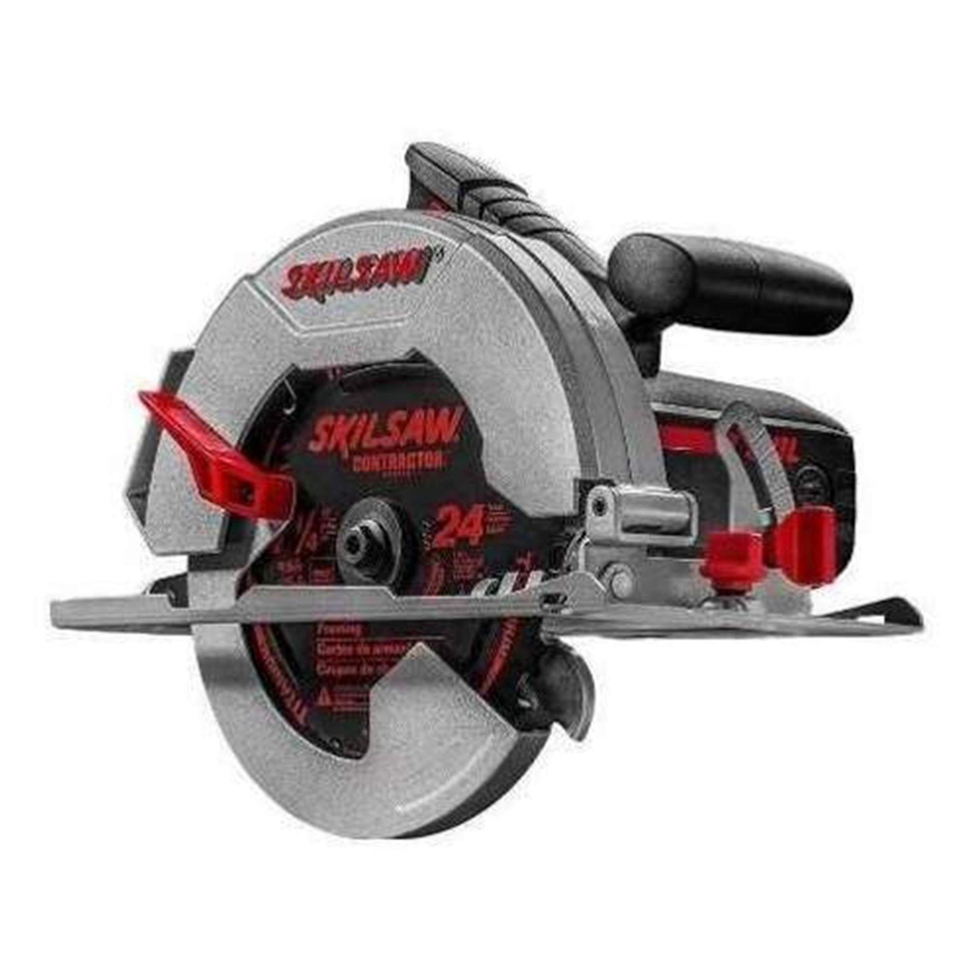 Serra Circular 7.1/4'' Profissional 1.400w Skil Com Disco