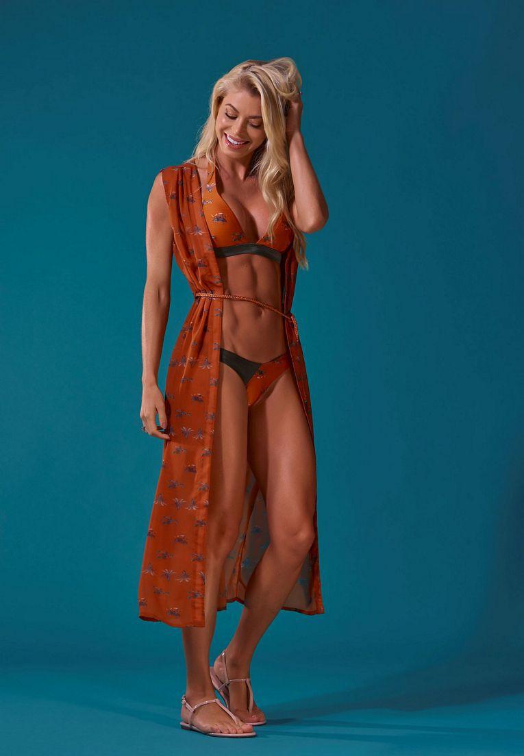 Kimono Longo Stravos