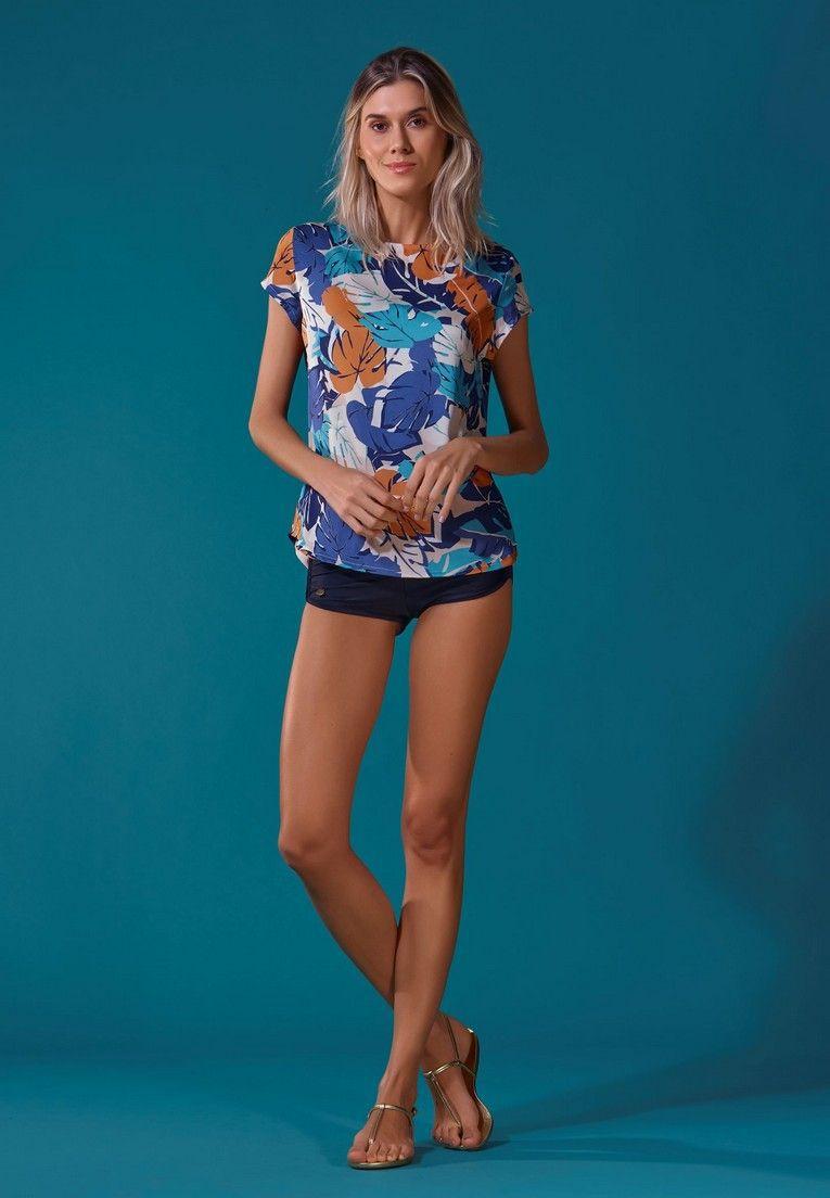 T-Shirt Tropicale