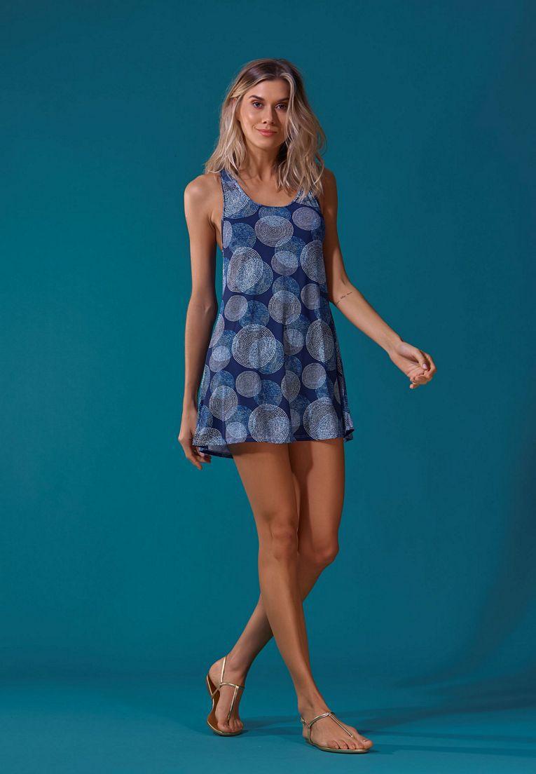 Vestido Tropicale