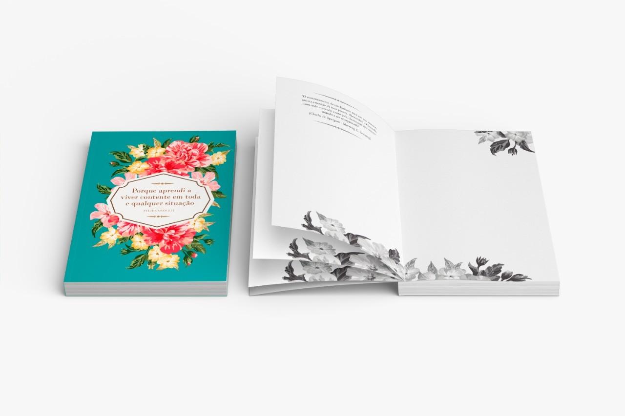 Caderno de anotações - Contentamento