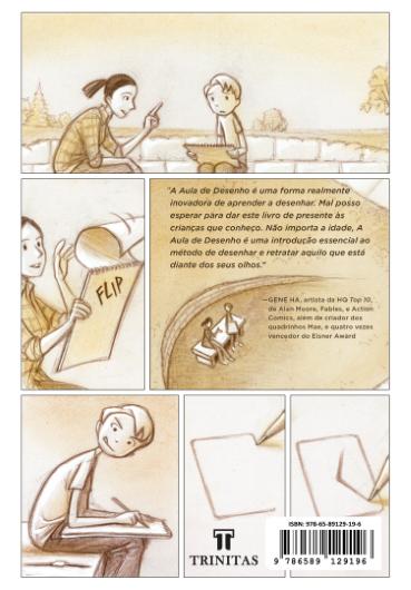 Livro A Aula de Desenho - Matt Crilley