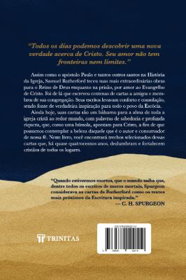 Livro A Beleza de Cristo - Samuel Rutherford