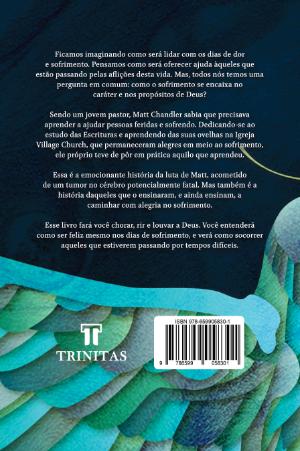 Livro Alegria no Sofrimento - Matt Chandler