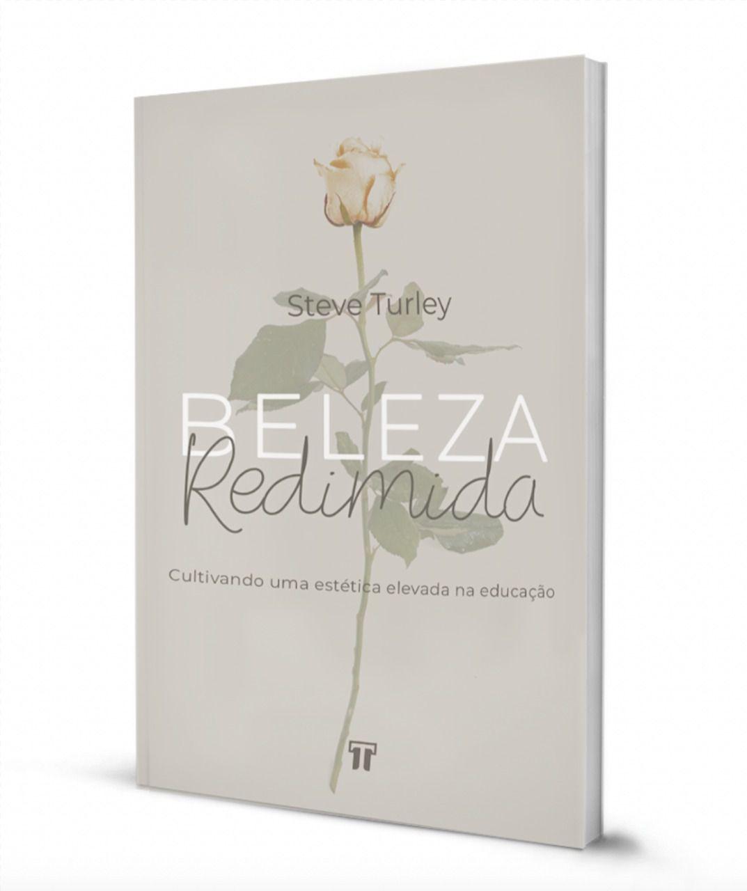 Livro Beleza redimida - Steve Turley