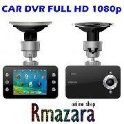 Filmadora Veicular DVR K6000 Hdmi 1080P Full HD
