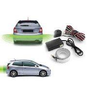 Sensor De Estacionamento Eletromagnético com Display