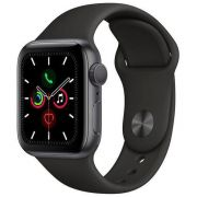 Apple Watch 40mm Series 5 MWV82LL/A A2092 - Space Gray / Preto