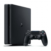 Console Playstation 4 Slim de 1TB Sony CUH-2215B Bivolt - Preto